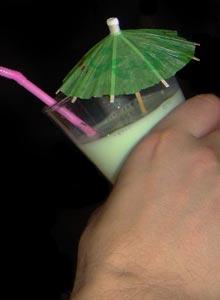Drinkpinnar
